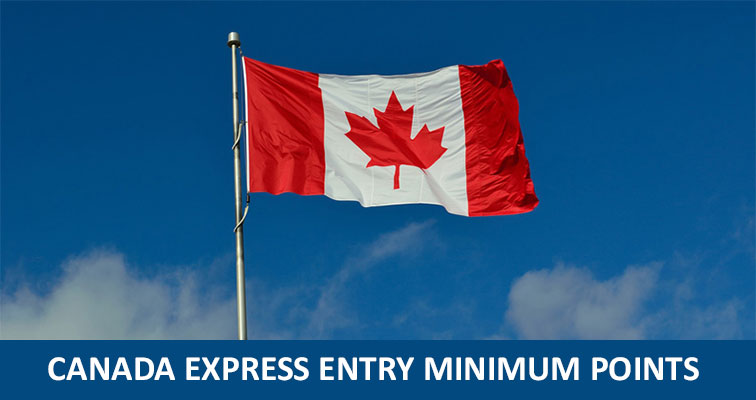 Canada Express Entry Minimum Points