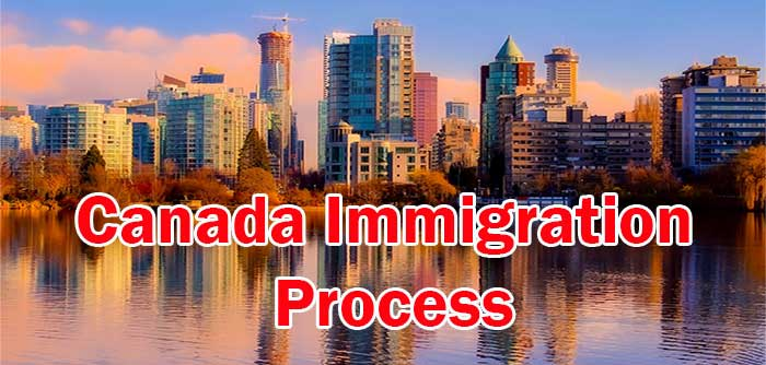 Canada Immigration Process From India