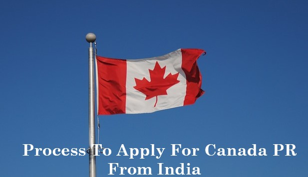 Process to Apply for Canada PR from India