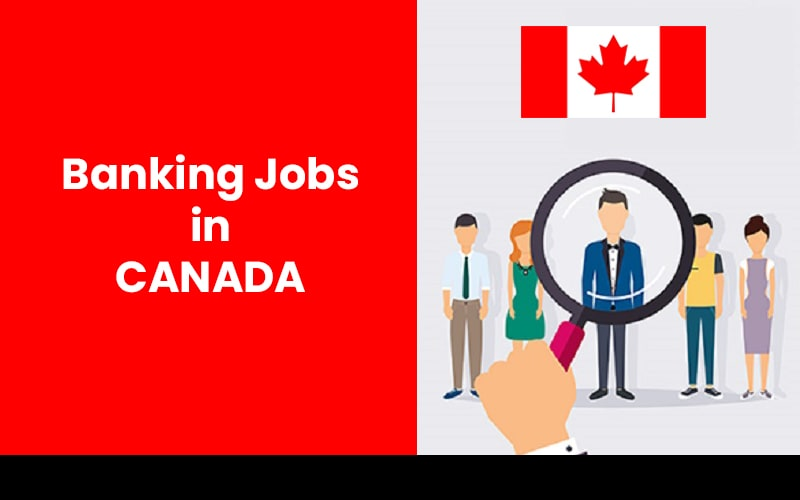 Banking jobs in Canada
