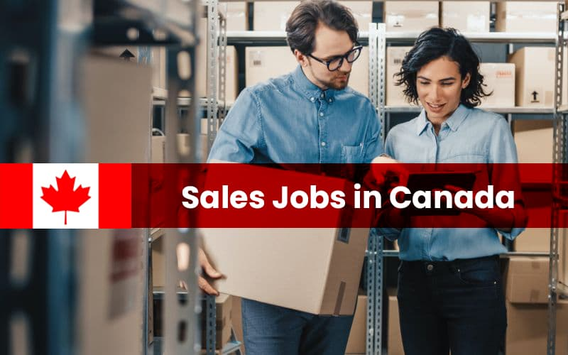 Sales Jobs in Canada for Indians
